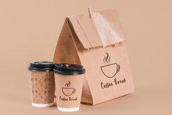Caramel latte - Bold Handwritten Font Product Image 6