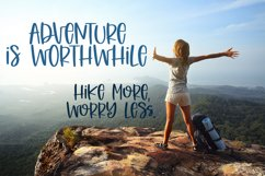 Lovely Adventures - A Quirky Hand-Written Font Product Image 6