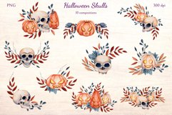 Halloween Skulls Product Image 6