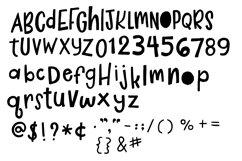 Piña Colada Font Product Image 5