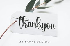 Bunnyheart - Modern Calligraphy Product Image 2