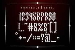 Asmodeus - Blackletter Product Image 4