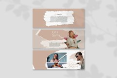 Moody Facebook Cover Templates Product Image 3