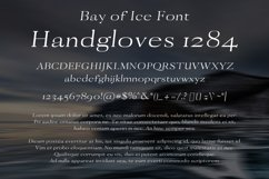 Bay of Ice Font Product Image 2