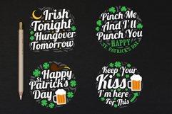 Saint Patrick's Day Quotes SVG Bundle Product Image 4