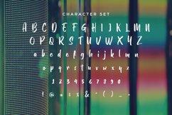 Web Font Rainbow Baby Product Image 4