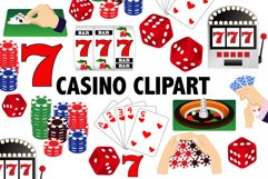 Casino Clipart Product Image 1