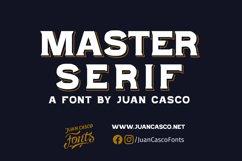 Master Sans Product Image 1