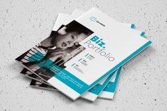 Business Portfolio Template Product Image 1