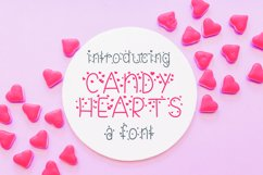 Candy Hearts Valentine Font Product Image 1