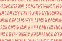 Verband Colour Font Product Image 2