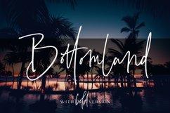 Bottomland - Family Signature Script Product Image 13