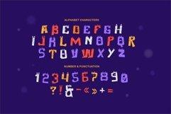 Web Font Hubert Font Product Image 4