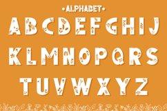 Florena Decorative font Product Image 5