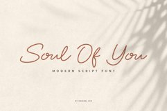 Soul Of You Product Image 1
