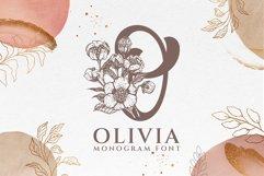 Olivia Monogram Product Image 1