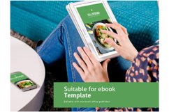 Recipe eBook Template Editable Using Ms Publisher Product Image 2