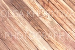 Rustic wooden backgrounds set Product Image 2