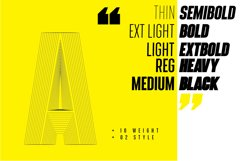 Seblack Fonts Family Product Image 6