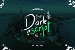 Dark Script Font Product Image 1