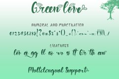 Green Love Product Image 3