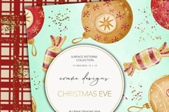 Christmas Eve Patterns Product Image 8