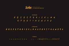 Mathew Rohas Brush Font Duo Product Image 3