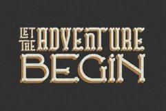 Traveler v.2 typeface Product Image 2