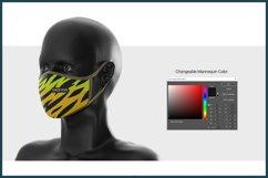 Face Mask Mockup Product Image 3