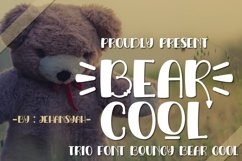 Bear cool Product Image 1