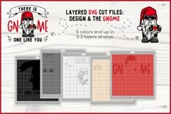 There is GNOME one like you Valentine's SVG, Biker Gnome SVG Product Image 3