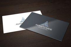 Avant Garde - Letter A Logo Product Image 5