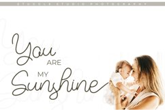 Justin Hailey - Monoline Calligraphy Love Product Image 5