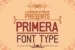 Primera Fontype Product Image 1