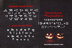 Excream Vanilla Horror Display Font Product Image 3