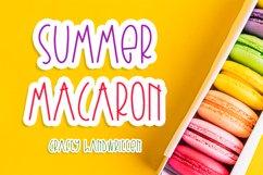 Summer Macaron Product Image 1