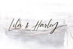Web Font Lila & Harley. Signature font Product Image 1
