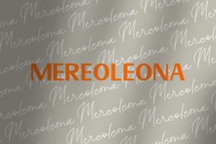 Mereoleona | Font Duo Product Image 1