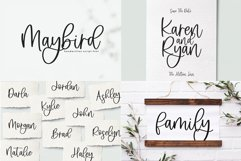 Modern Script Font BUNDLE Product Image 3