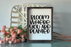 Web Font Spring Flower - A Cute Hand-Written Font Product Image 2