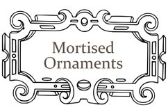 Mortised Ornaments Product Image 1