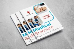 Medical Brochure Template Product Image 2