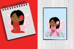 Valentine, African American Fairies, Valentine Fairies Product Image 5