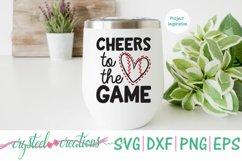 Baseball Wine Bundle SVG, DXF, PNG, EPS Product Image 3