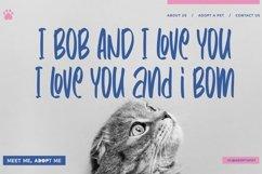 Web Font Dreamoon - Cute Fancy Fonts Product Image 3