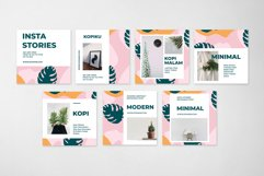 Minimal Abstract Instagram Template Product Image 3