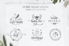 Berson Dream Font TRIO and extras Product Image 2