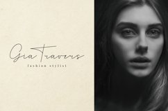Satrinah - Signature Font Product Image 4