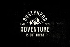Rustyhead Typeface   Font Product Image 3