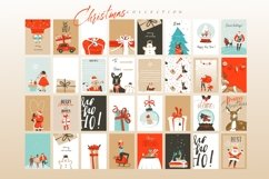 Christmas cards set Product Image 6